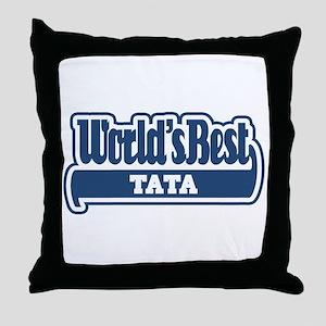WB Dad [Zulu] Throw Pillow